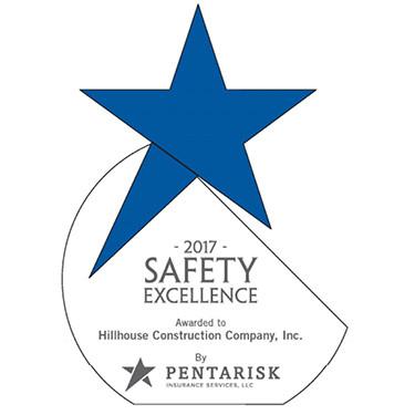 Award: 2017 Safety Excellence Award