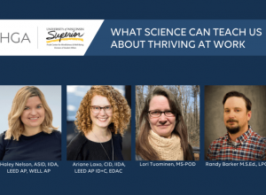 Publication: What Science Can Teach Us About Thriving at Work (Even in a Global Pandemic)