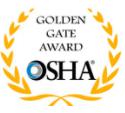Award: Golden Gate Partnership Recognition Safety Award